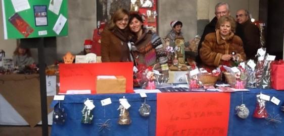 Il mercatino di Natale 2012 a Palazzo Platamone