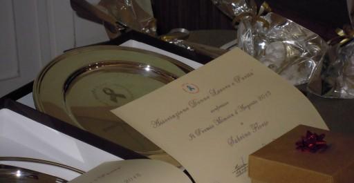 Premio Mimosa d'Argento 2013